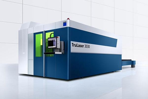 برش لیزر 2 بعدی TruLaser 3030 - 3040 Fiber