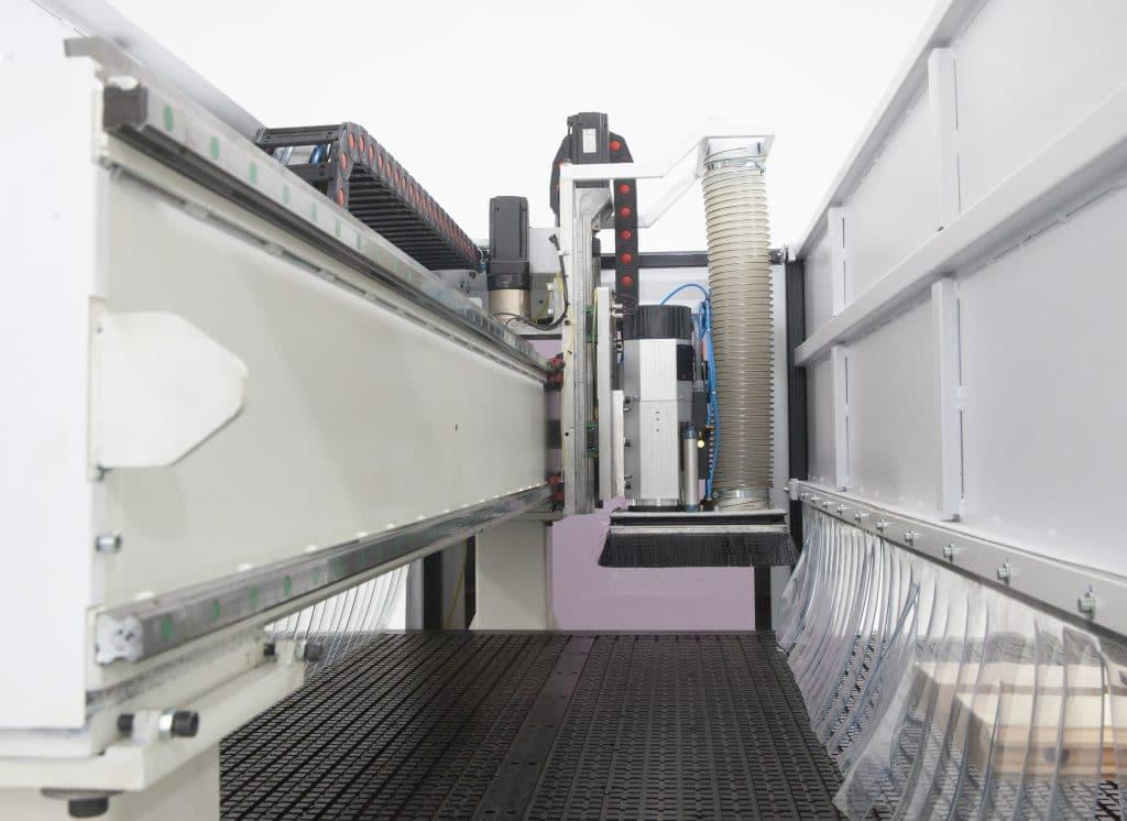 سیستم روغن کاری دستگاه CNC چوب