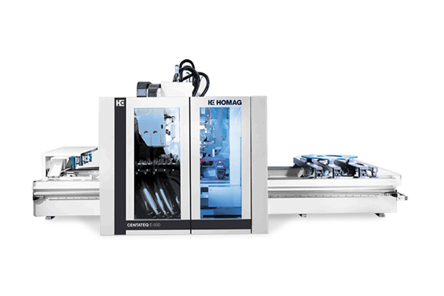 CNC پنج محور چوب سری CENTATEQ P-500/600 و E-500