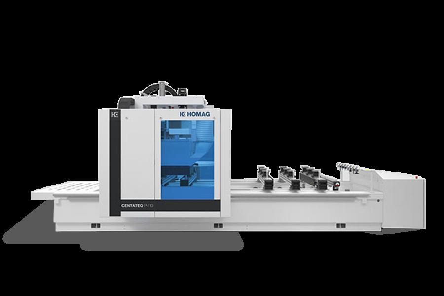 CNC چوب کنسولی HOMAG سری CENTATEQ مدل P 110