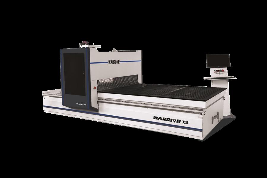 دستگاه CNC چوب WARRIOR