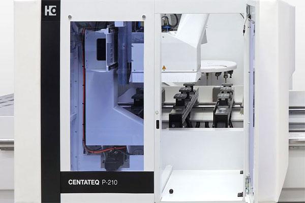 CNC چوب کنسولی HOMAG سری CENTATEQ مدل P 210