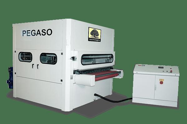 دستگاه سنباده براش چوب ماکور PEGASO