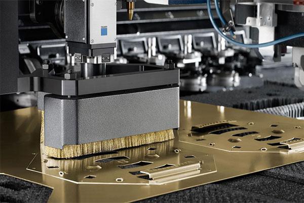 پانچ و لیزر ورق TruMatic 6000 Fiber