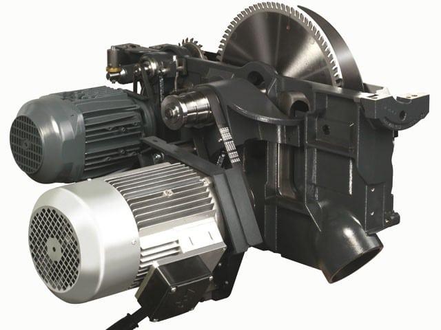 موتور دستگاه پنج کاره نجاری فلدر مدل CF 741 S