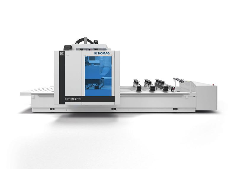 دستگاه سی ان سی چوب کنسولی هوماگ مدل CENTATEQ P-110